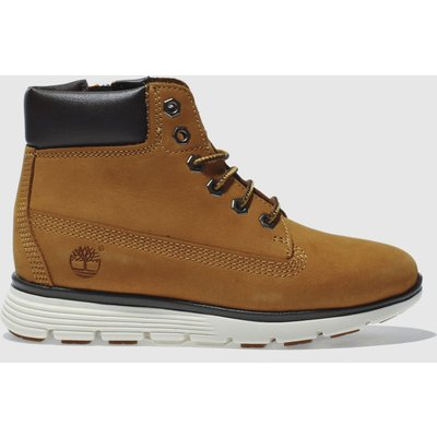 Timberland Natural Killington 6 Inch Boots Junior