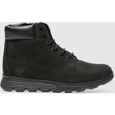 Timberland Black Killington 6inch Boots Junior
