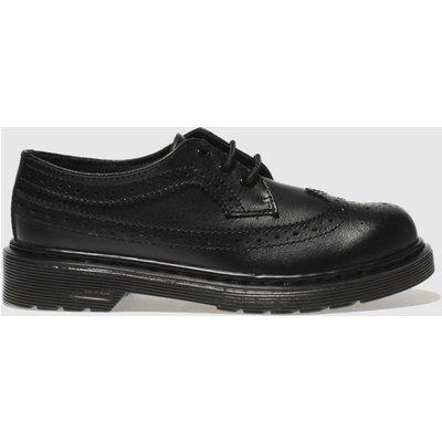 Dr Martens Black 3989 Shoes Junior