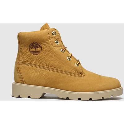 Timberland Tan 1973 Newman Boots Junior