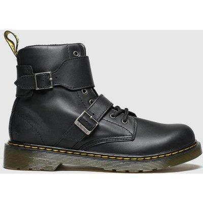 Dr Martens Black 1460 Joska Boots Junior