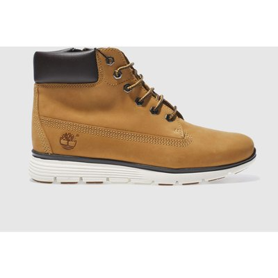 Timberland Natural Killington 6 Inch Boots Youth