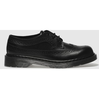 Dr Martens Black 3989 Shoes Youth
