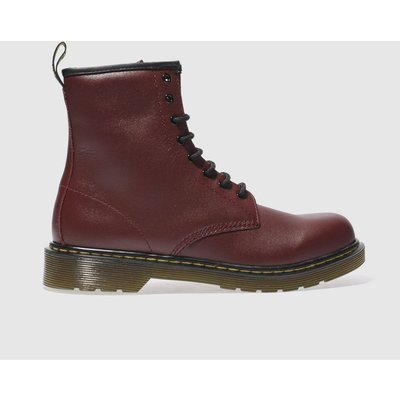 Dr Martens Red 1460 Boots Youth