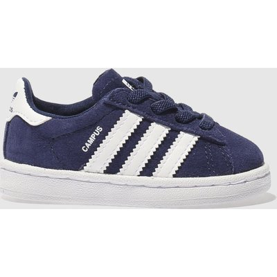 adidas navy   white campus unisex toddler - 4058025022039