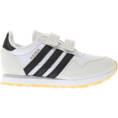 adidas white   black haven unisex toddler - 4058023290089