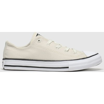 Converse Natural All Star Lo Renew Trainers Junior