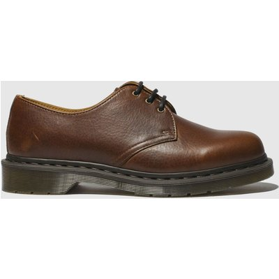 Dr Martens Brown 1461 Shoe Shoes