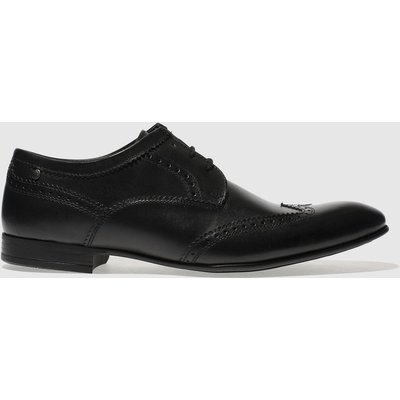 Base London Black Purcell Shoes