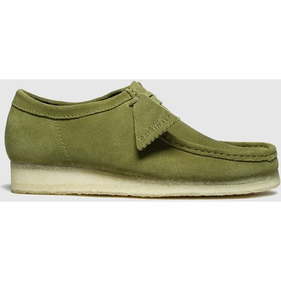 Clarks Originals Khaki Wallabee Shoes