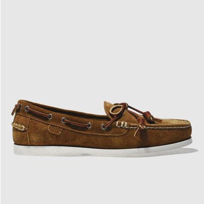 polo ralph lauren tan millard shoes - 5054458181274
