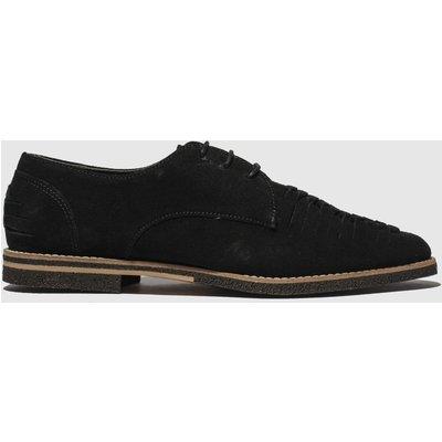 H By Hudson Black Chatra Shoes
