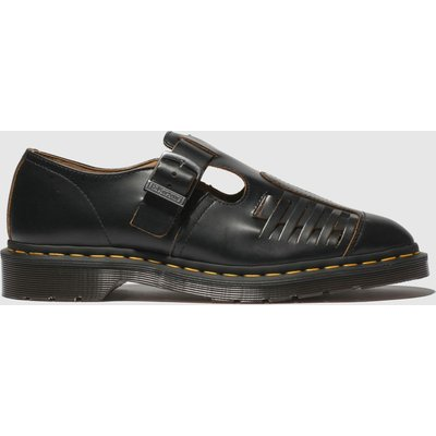 Dr Martens Black Mica Shoes