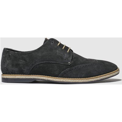 Base London Navy Crosby Shoes