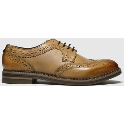 Base London Tan Kent Shoes