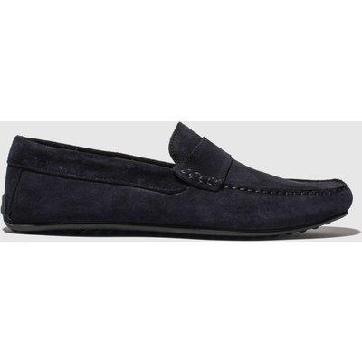Schuh Navy Luigi Shoes