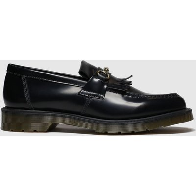 Dr Martens Black Adrian Snaffle Shoes