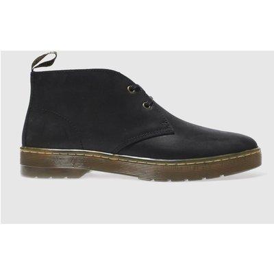 Dr Martens Black Cruise Cabrillo Boots
