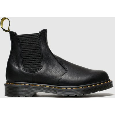 Dr Martens Black 2976 Ambassador Chelsea Boots