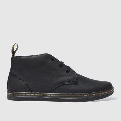 Dr Martens Black Will Desert Boots