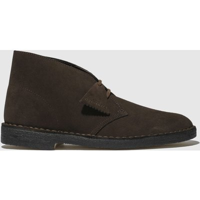 Clarks Originals Brown Desert Boots