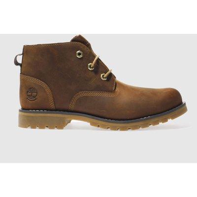 Timberland Tan Larchmont Chukka Boots