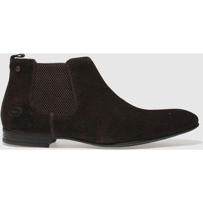 Base London Brown Croft Boots
