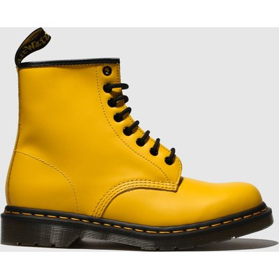 Dr Martens Yellow 1460 Boots
