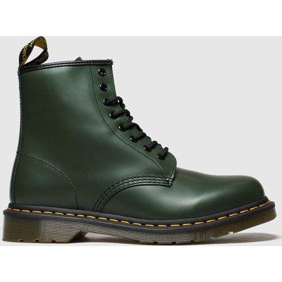 Dr Martens Dark Green 1460 Boots