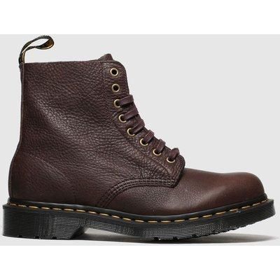Dr Martens Brown 1460 Pascal Ambassador Boot Boots