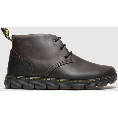 Dr Martens Brown Rhodes Chukka Boots