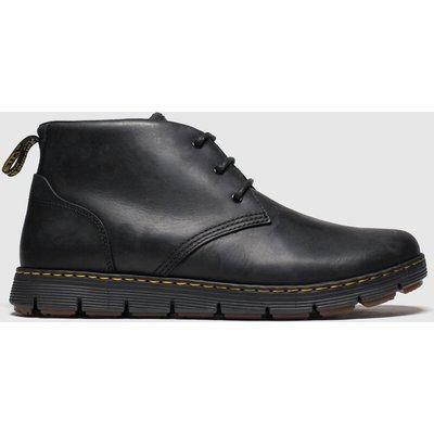 Dr Martens Black Rhodes Chukka Boot Boots