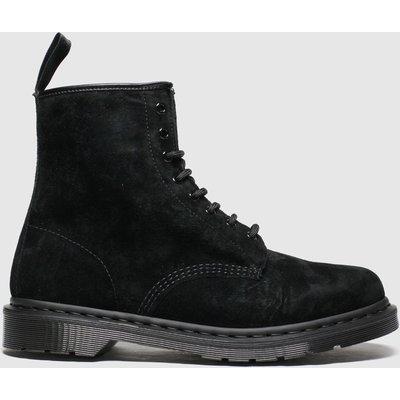 Dr Martens Black 1460 8 Eye Mono Boots