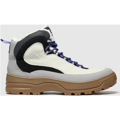 Tommy Hilfiger Grey Expedition Boots