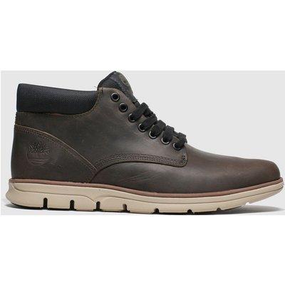 Timberland Dark Brown Bradstreet Chukka Boots