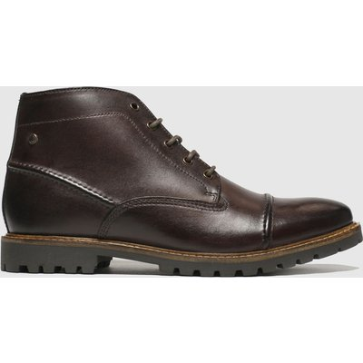 Base London Brown Rafferty Boots