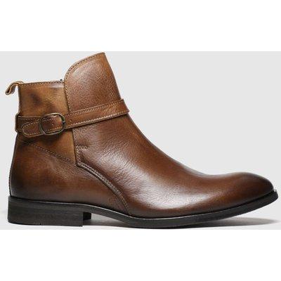 Schuh Tan Belmont Boots
