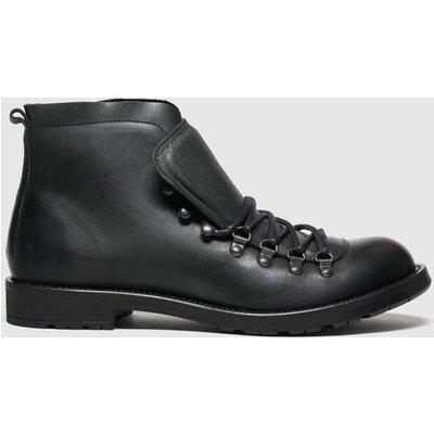 Schuh Black Captain Boots