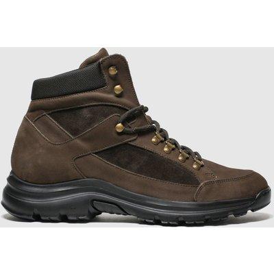 Schuh Brown Calton Hiker Boots