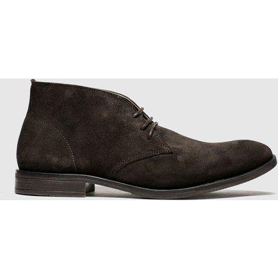 Schuh Brown Bayjee Chukka Boots