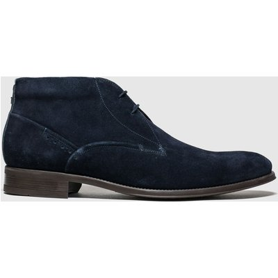 Ted Baker Navy Chemns Boots