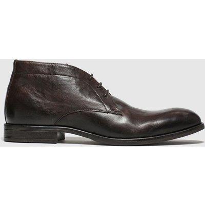 Schuh Brown Mistry Chukka Boots