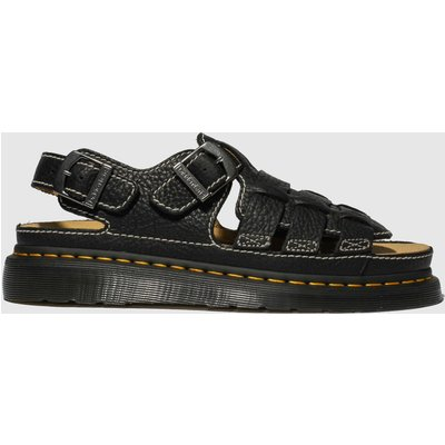 Dr Martens Black 8092 Arc Sandals