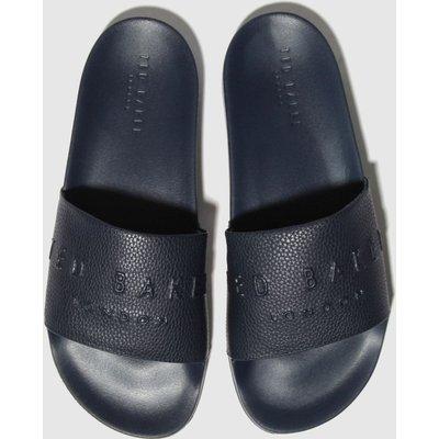 Ted Baker Navy Rastal Sandals