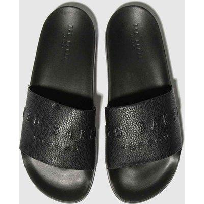 Ted Baker Black Rastal Sandals