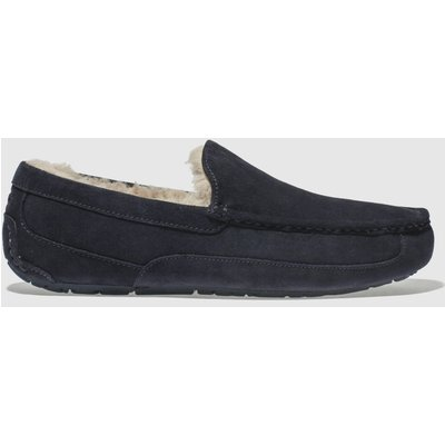 Ugg Navy Ascot Slippers