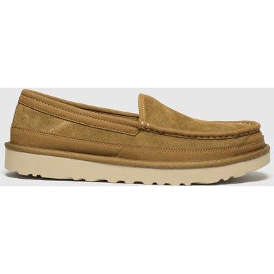 Ugg Tan Dex Slippers