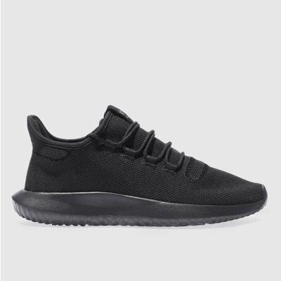 adidas black tubular shadow trainers - 4057289948581