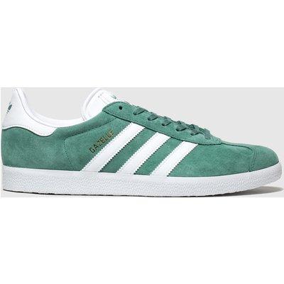 Adidas Green Gazelle Trainers
