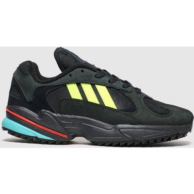 Adidas Black Yung-1 Trail Trainers